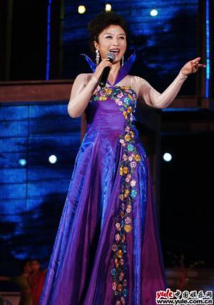 文化部主办的国家级大型文艺演出;1997年香港回归前夜刘媛媛以一曲