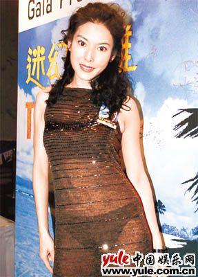 娱乐资讯_李婉华_明星档案_写真_图片_资料_照片_中国娱乐网