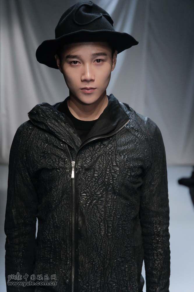 杨廷东帅气写真 (1)