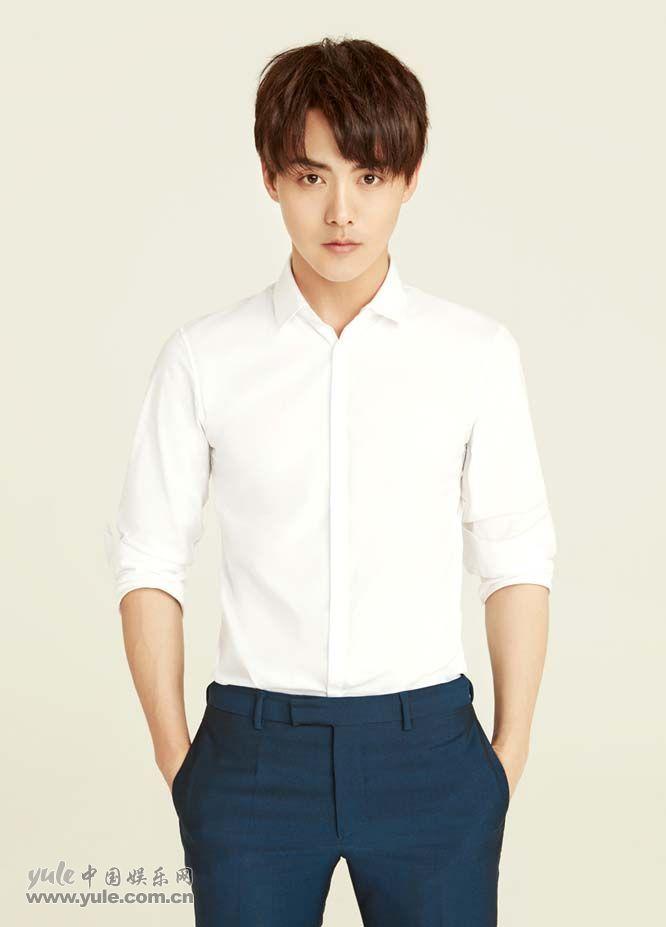 白衬衫少年马天宇