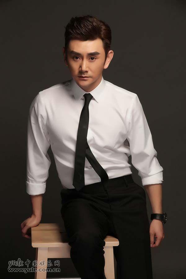 魅力型男刘泊潇