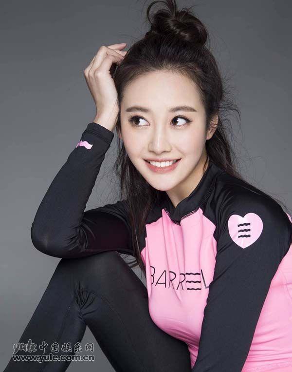运动少女李纯
