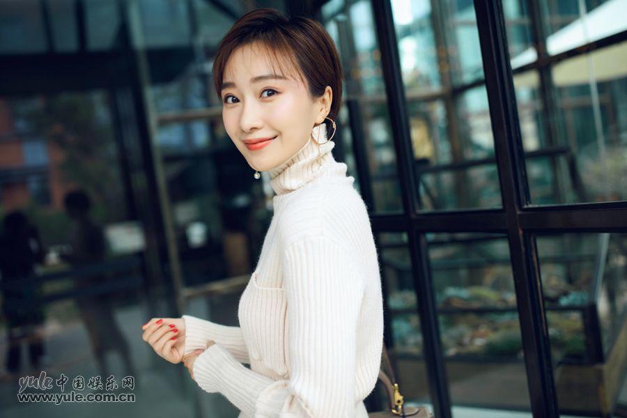肖涵初秋大片 2