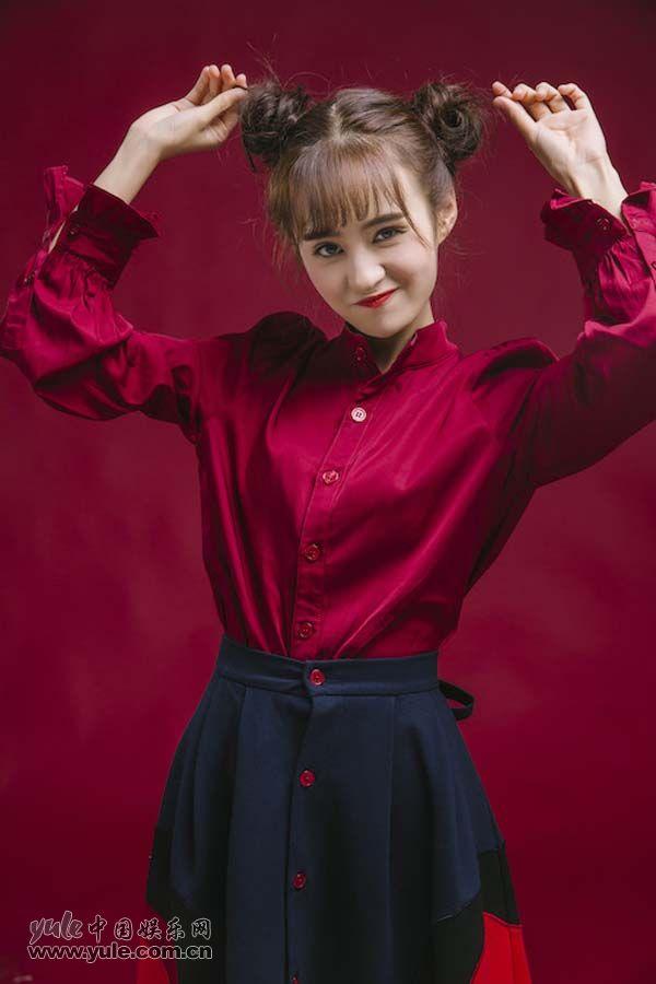 郑合惠子俏皮可爱(1)
