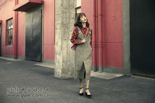郑合惠子随心逛街