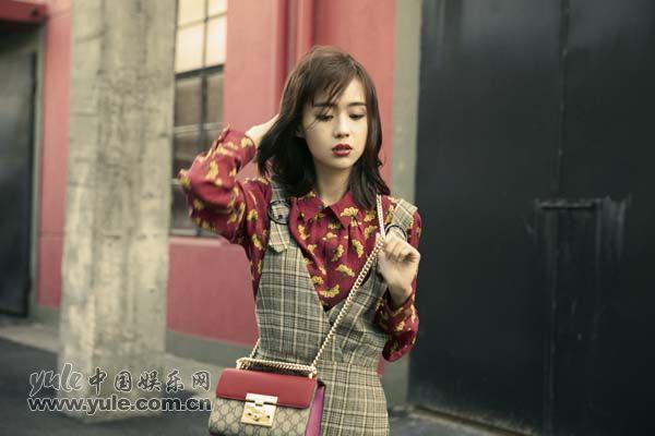 郑合惠子优雅迷人