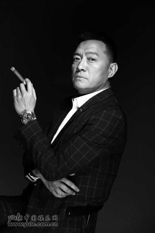 李梦男黑白写真大片2