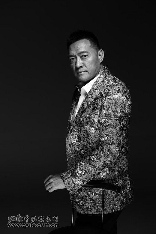 李梦男黑白写真大片6